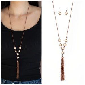 Rural Heiress Copper Necklace